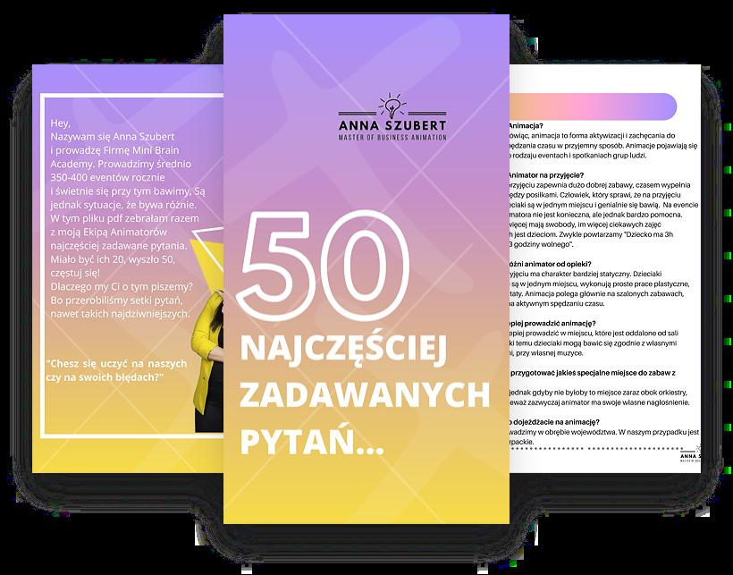 50 pytań od klientów